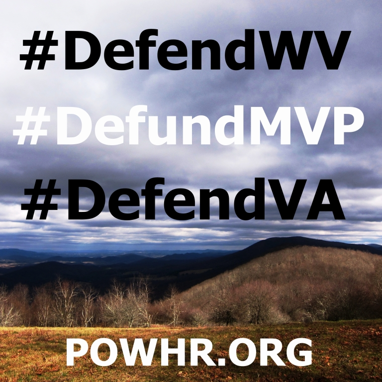 FERC Issues MVP Final Environmental Impact Statement