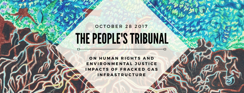 Testify at The People's Tribunal Oct. 28 in Charlottesville, VA
