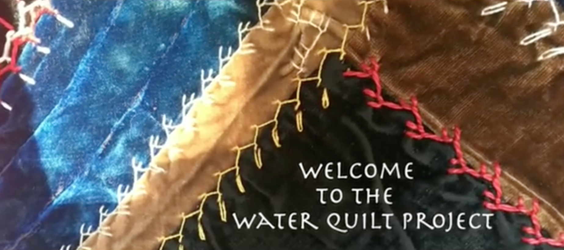 Join the Water Quilt Project